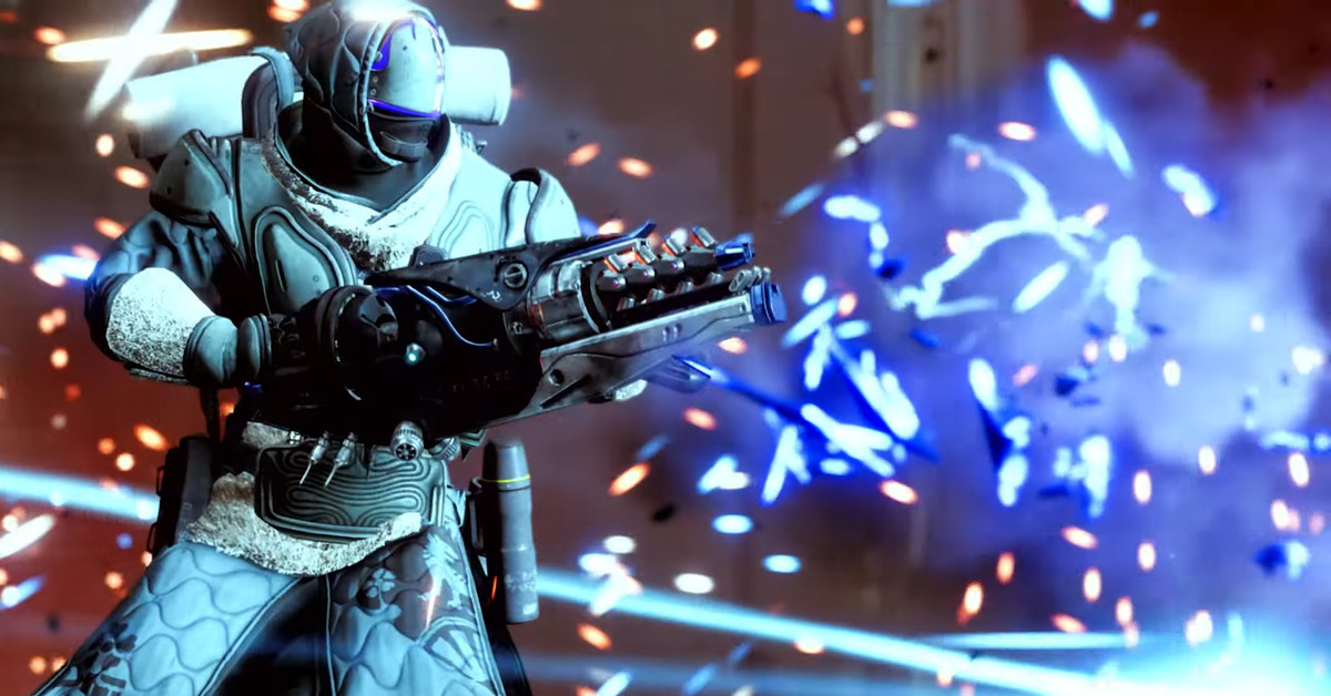 Destiny 2: Beyond Light will shrink the game's massive install size