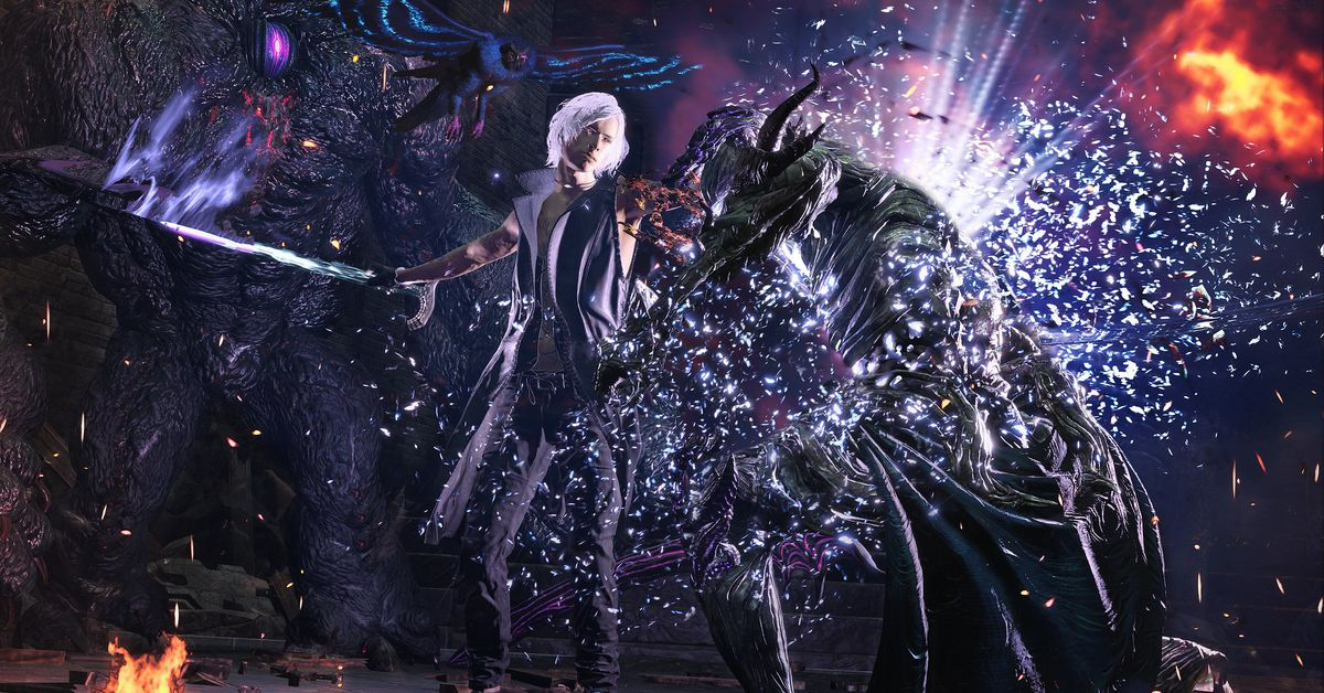 Devil May Cry 5 Special Edition is a PS5, Xbox Series X launch title