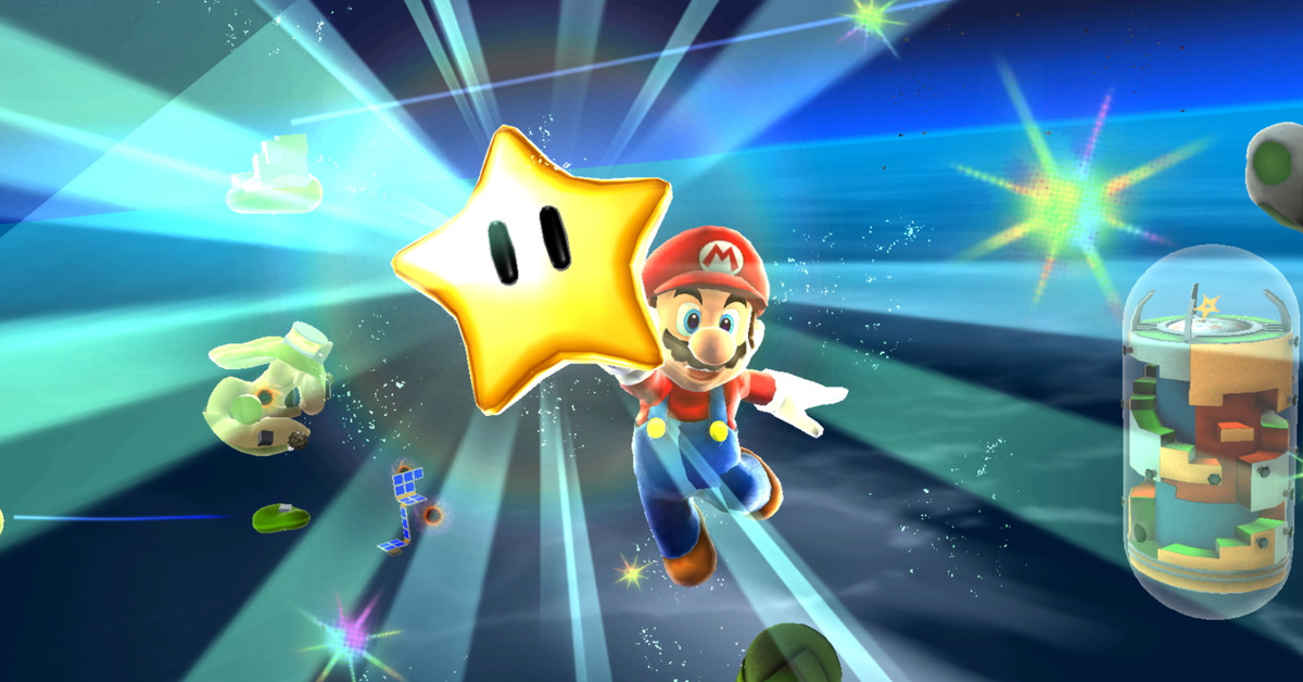 Do Super Mario Galaxy's motion controls work on Switch in 3D All-Stars?