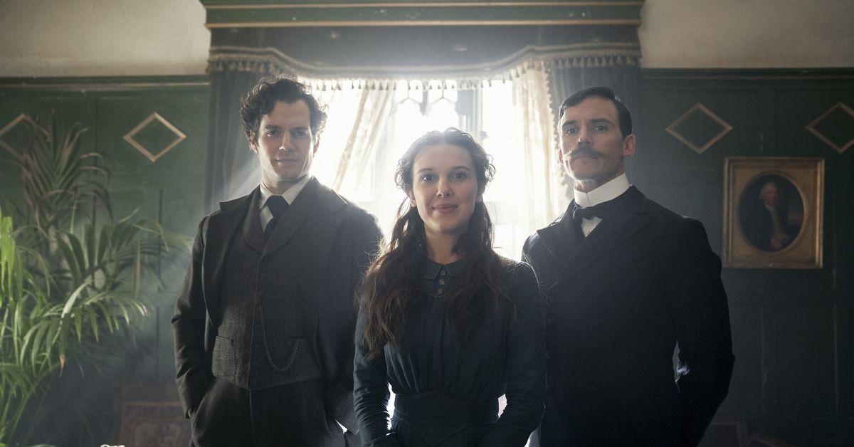 Enola Holmes review: Netflix's Sherlock Holmes spinoff is a slam-dunk success