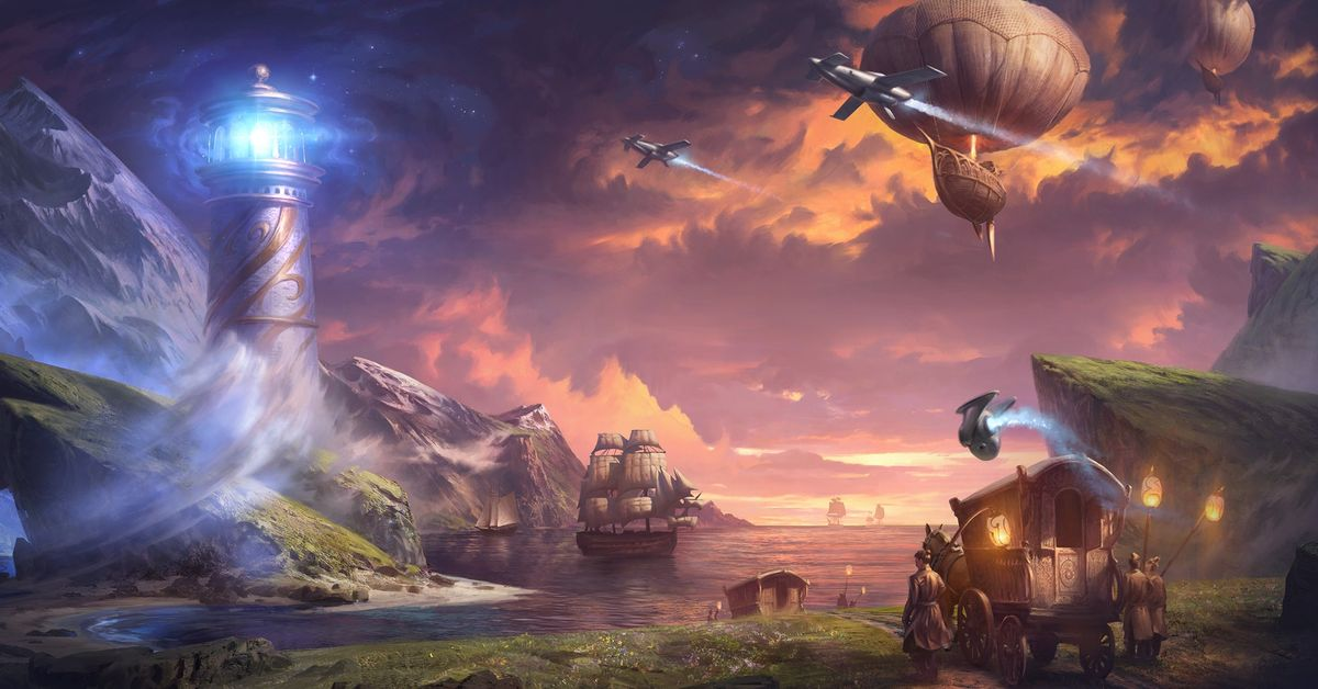Ex-Blizzard CEO Mike Morhaime starts new game company, Dreamhaven