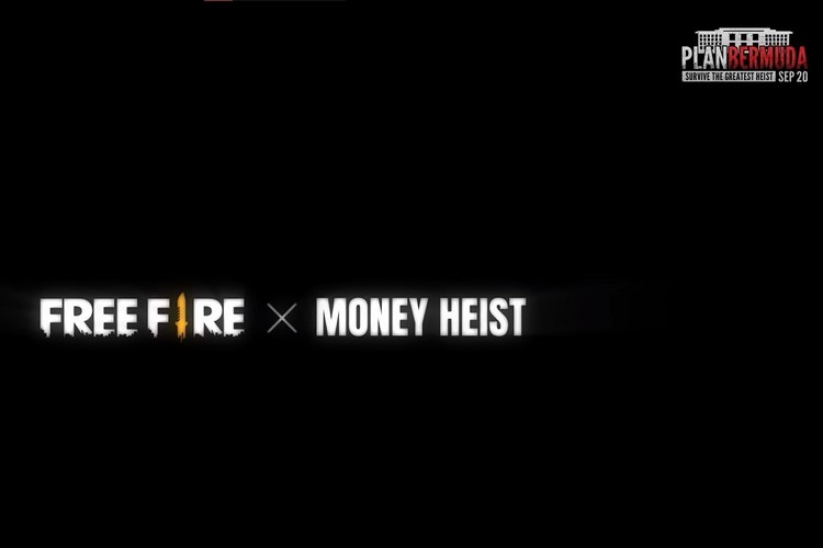 """Garena Partners With Netflix for """"Free Fire X Money Heist"""" Event"""