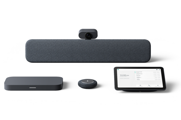 Google Announces 'Series One' Videoconferencing Hardware for Google Meet