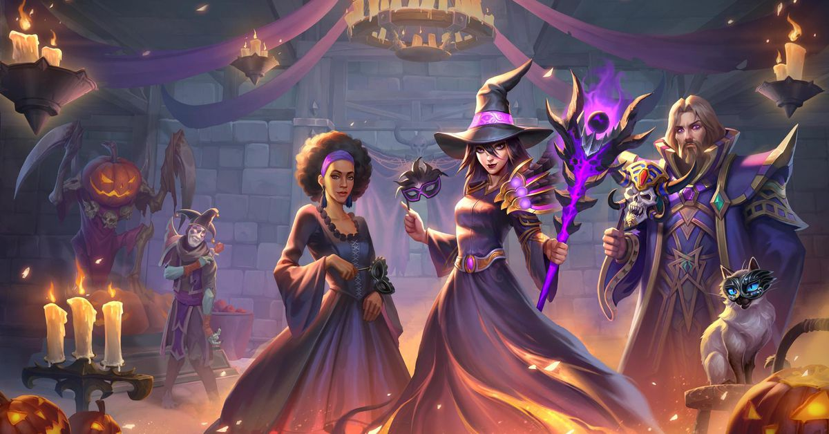 Hearthstone's new three-week event has quests and a Hunter origin story