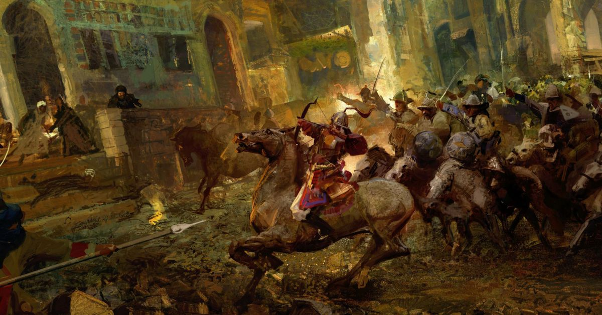 Here's all those Crusader Kings 3 cheat codes you were looking for