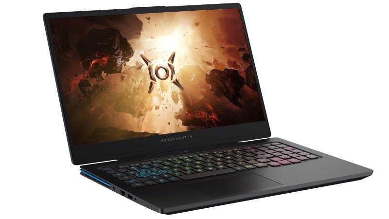 Honor Hunter V700, first gaming laptop, with RTX 2060 official in China