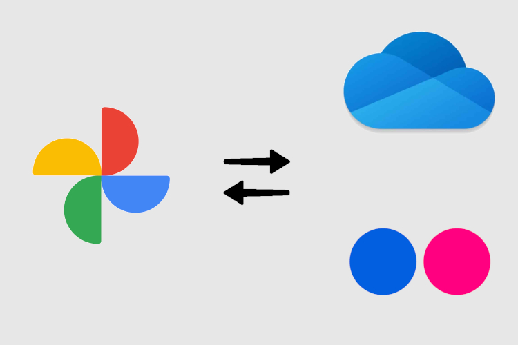 How to Export Google Photos to OneDrive and Flickr (2020)