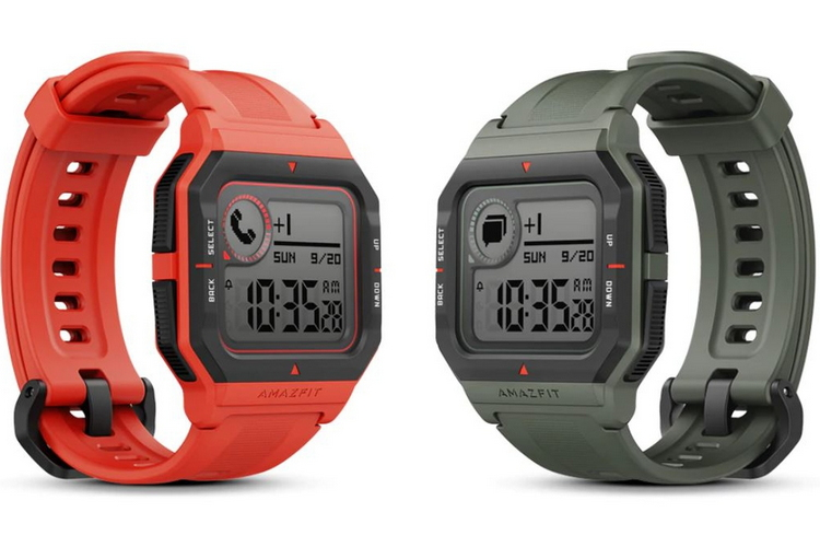 Huami Launches Amazfit Neo Smartwatch with Retro Design in China