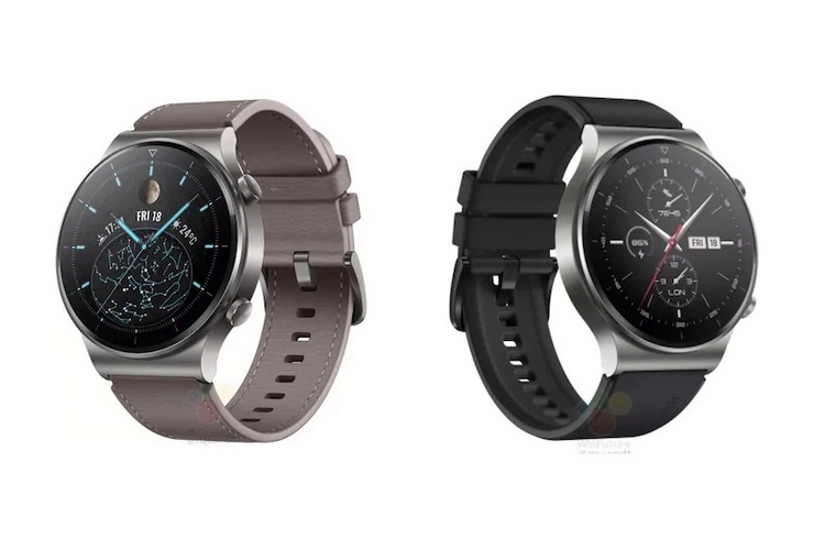 Huawei Watch GT 2 Pro Specifications, Renders Leaked Ahead of Launch