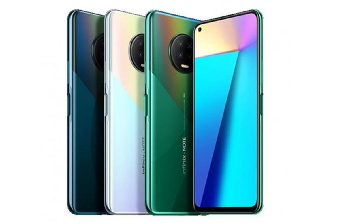 Infinix Note 7 Price in India new infinix mobile launched compete with realme narzo 10, know features - Infinix Note 7 with 48MP camera launched in India, Realme's phone will compete