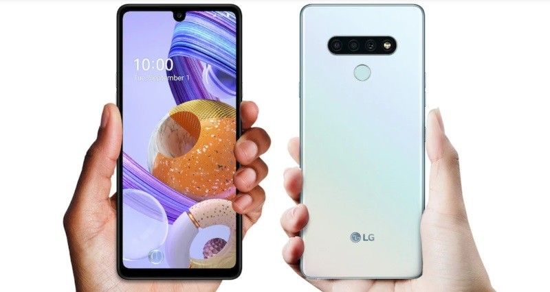 LG K71 with Helio P35, triple cameras, and stylus launched