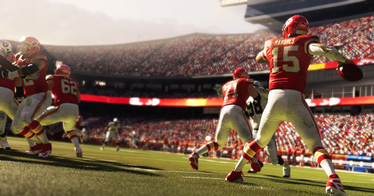 Madden NFL 21 review: an old friend in a time of social distancing
