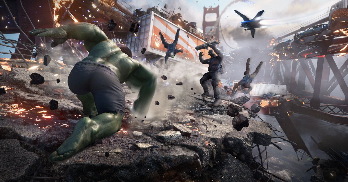 Marvel's Avengers leaks suggest new heroes and a Wakanda raid
