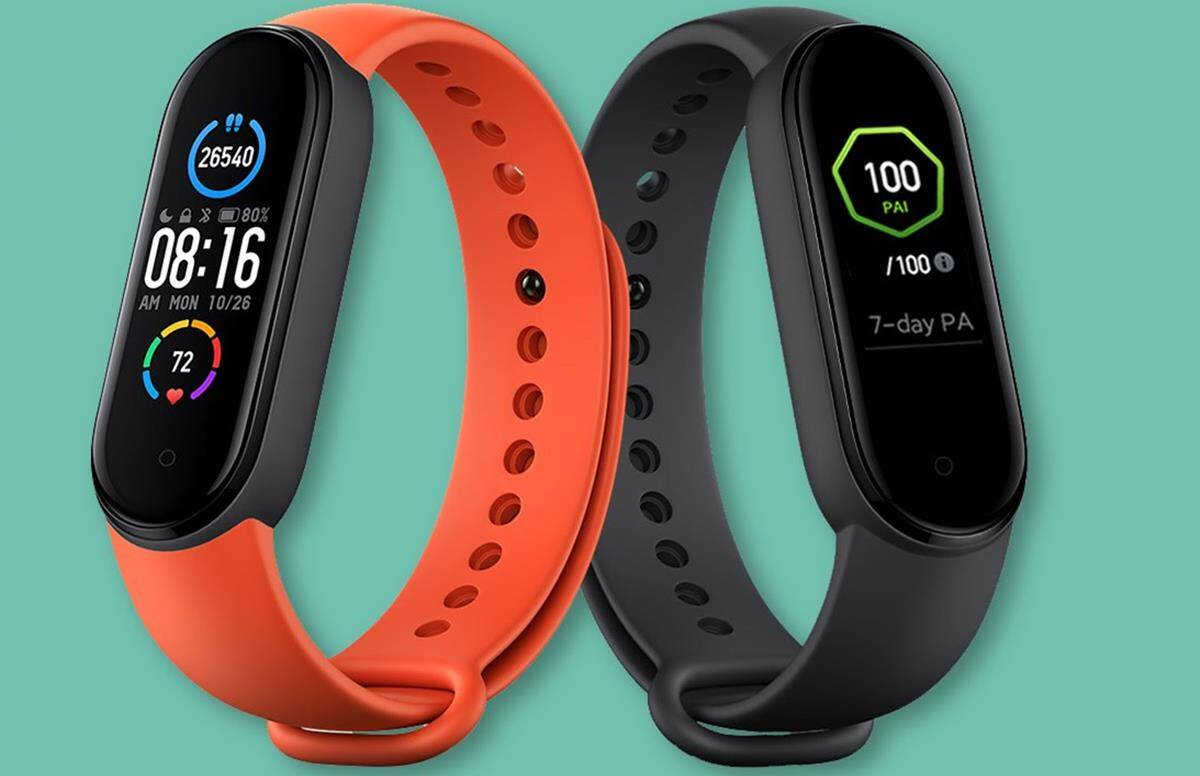 Mi Smart Band 5 Price in India new fitness band launched by xiaomi, know price, available soon on amazon - Xiaomi's new fitness band Mi Smart Band 5 launch