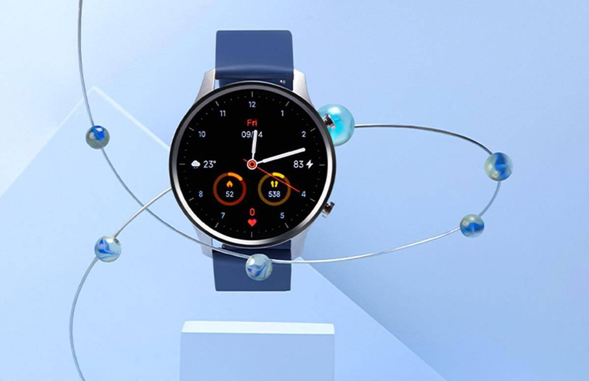 Mi Watch Revolve Price in India xiaomi launched new smartwatch, available soon on amazon - Mi Watch Revolve