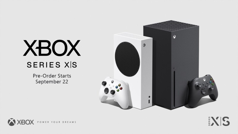 Microsoft details where and when to prebook Xbox Series X and S