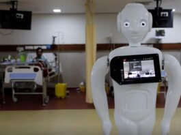 """""""Mitra"""" the Robot is Helping Patients Communicate in India"""