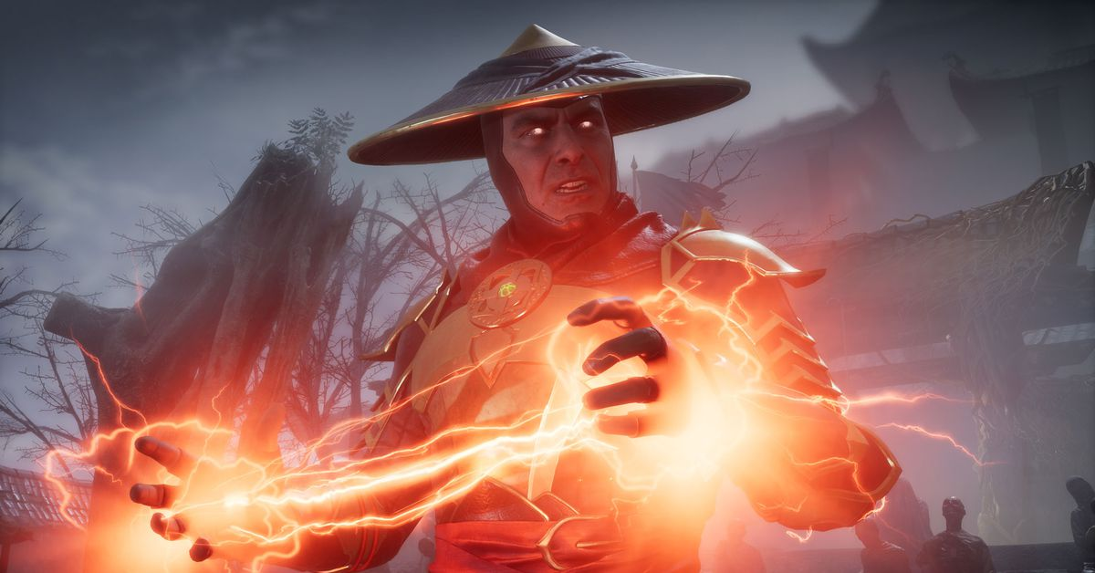 Mortal Kombat 11 may contain voice-over from the cast of the 1995 film
