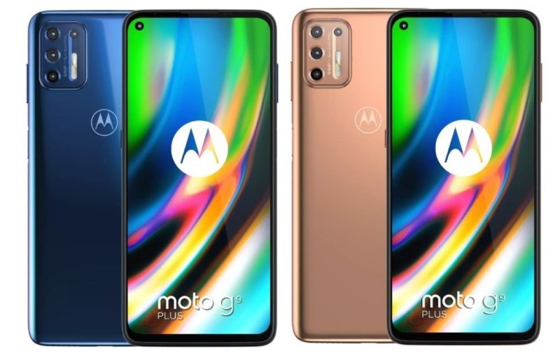 Moto G9 Plus official with Snapdragon 730G, quad cams, 5000mAh battery