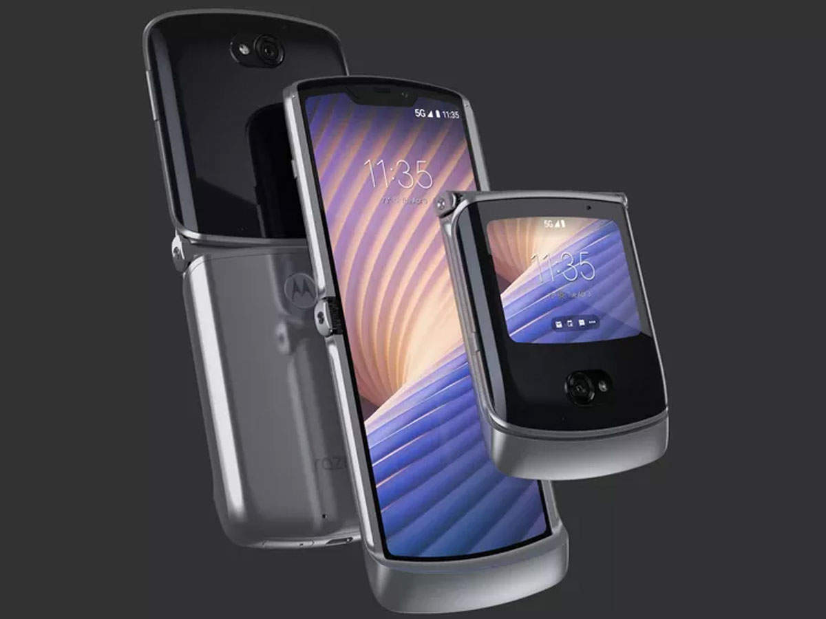 Motorola Razr 5G Foldable Smartphone Launched, Learn Price and Specifications