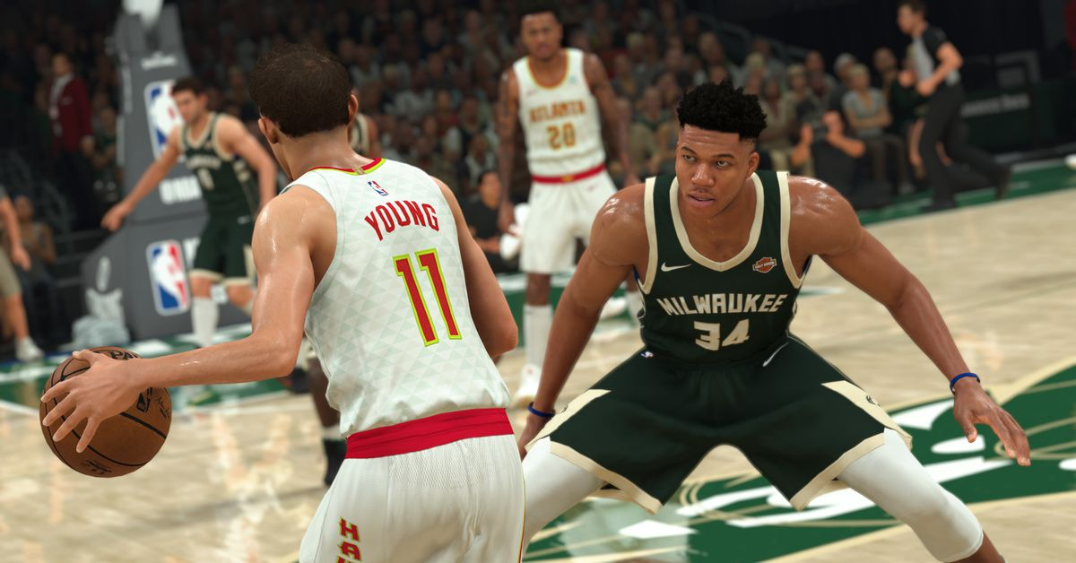 NBA 2K21 review: Great fun, but too much like last year to be essential