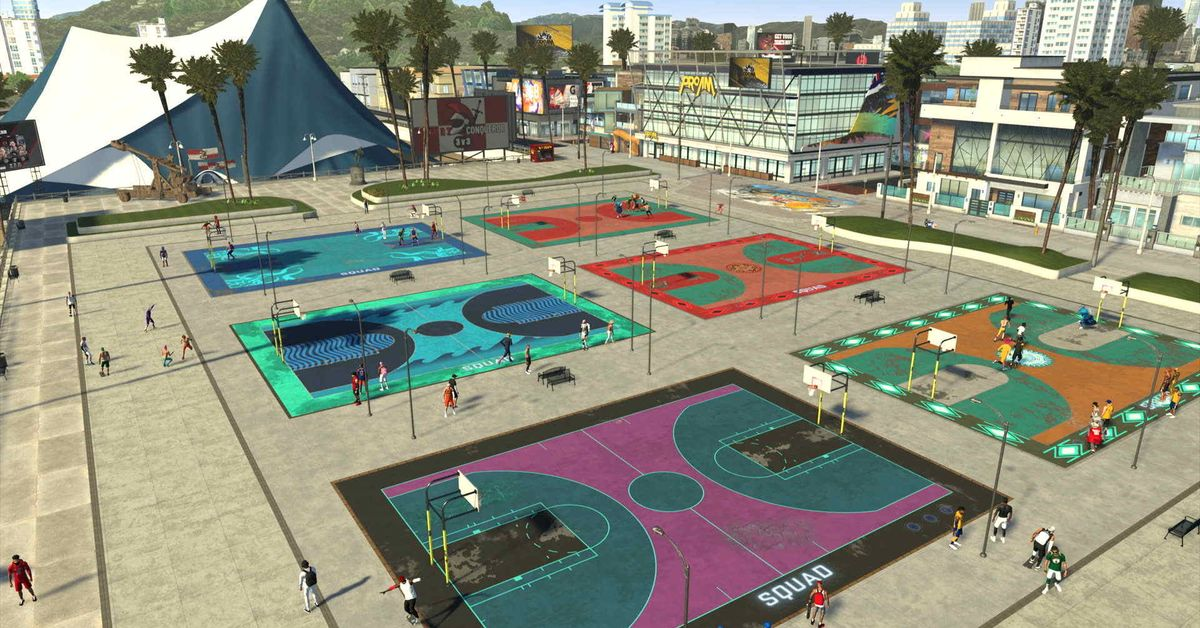 NBA 2K21's latest patch shores up shooting, other community requests