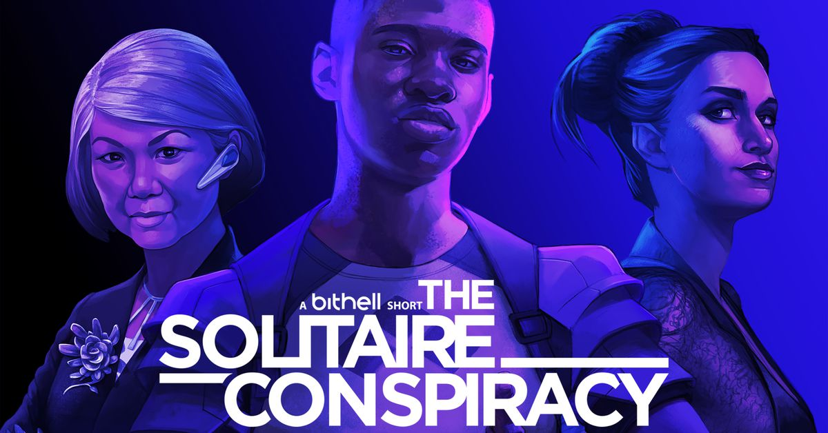 New Mike Bithell game is Solitaire with a spy thriller twist