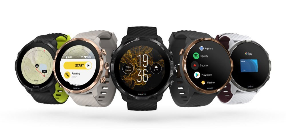 New Wear OS update is now rolling out, first to Suunto 7 smartwatch