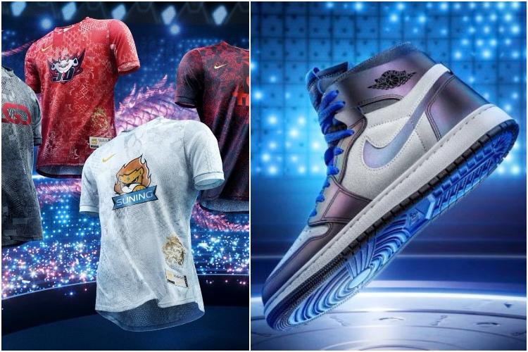 Nike Unveils New League of Legends-Themed Merch