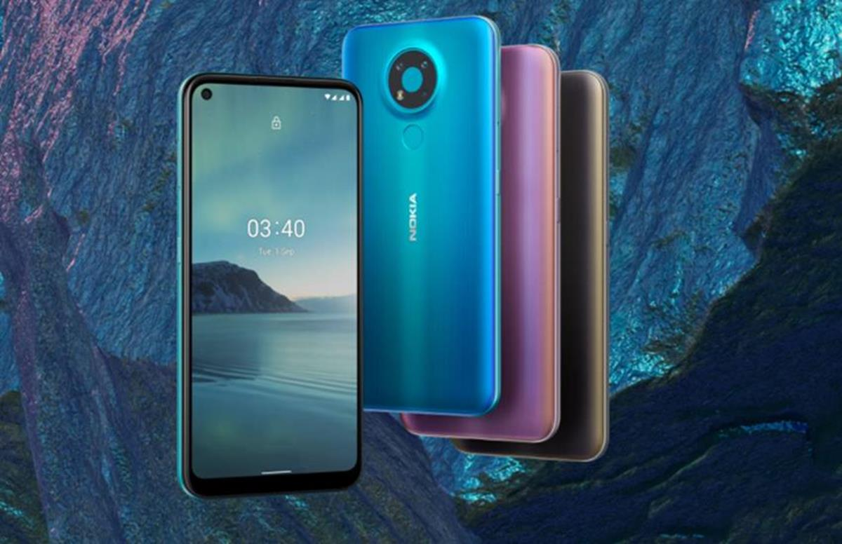 Nokia 3.4 and Nokia 2.4 new latest smartphones launched by HMD Global, know price, features in detail - Nokia 3.4 launches with 4 cameras, screen also lifted from Nokia 2.4, know price and best features