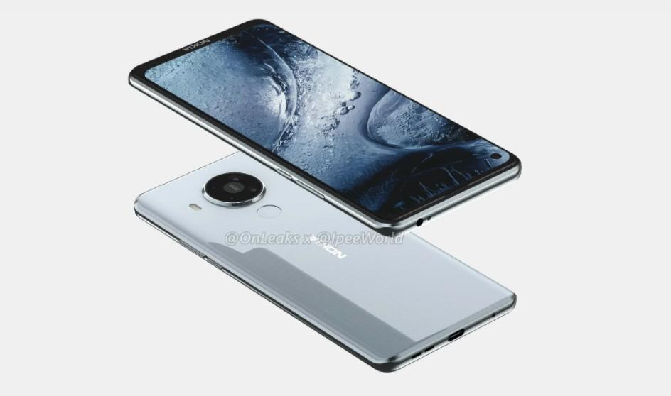 Nokia 7.3 leaked renders showcase full design and key specs