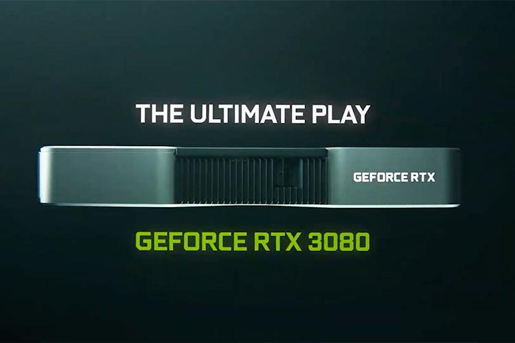 Nvidia Announces RTX 3070, RTX 3080 and RTX 3090 GPUs