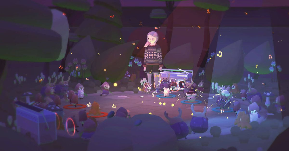 Ooblets' first big update opens up a spooky new zone