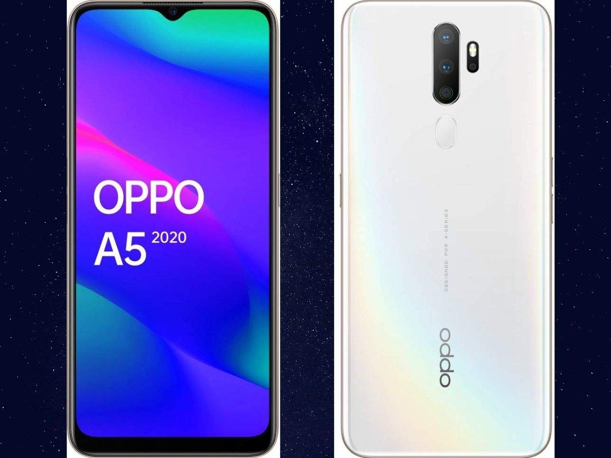 Oppo A5 2020 price cut: Get big discounts on Oppo A5 2020, know prices and features - oppo a5 2020 price cut on amazon know offers details and specificatinons