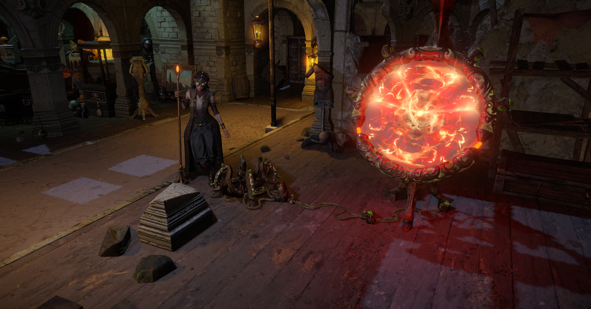 Path of Exile: Heist launches Sept. 18