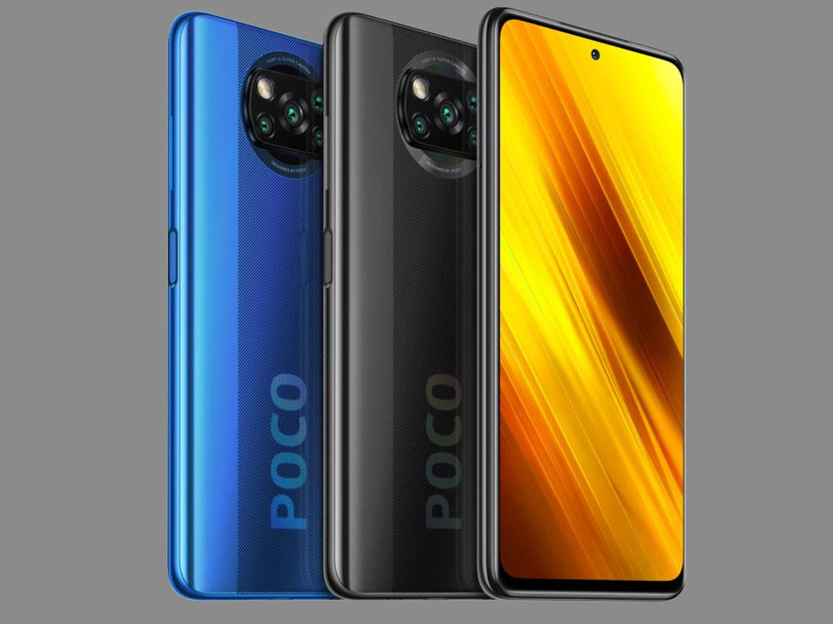 Poco X3 NFC: 64MP Poco X3 NFC Smartphone Launched, Learn Price and Feature  - poco x3 nfc smartphone launched know price and specs - Enter21st.com