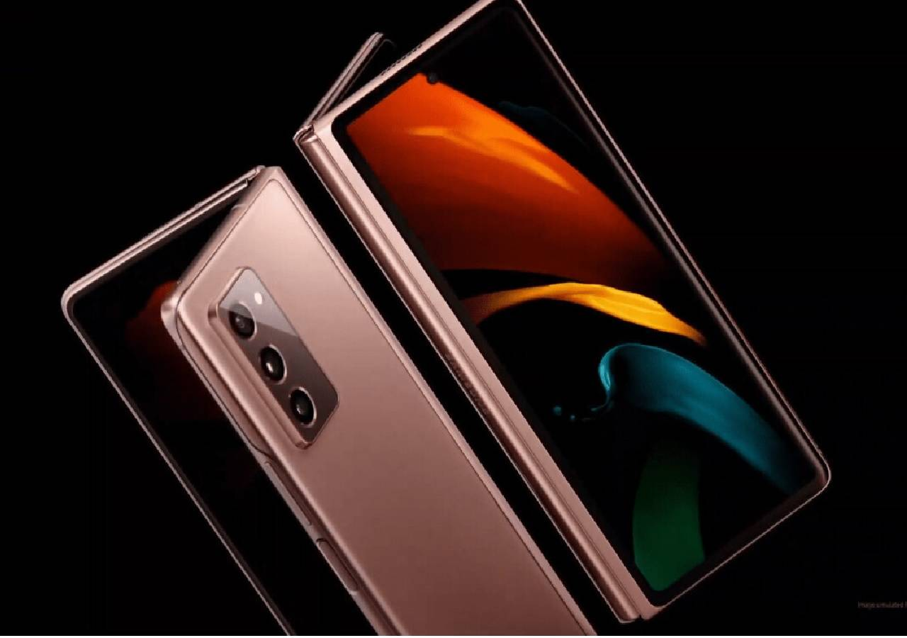 Pre-booking of Samsung Galaxy Z Fold 2 announced, along with great offers