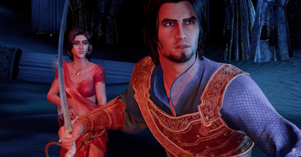 Prince of Persia: The Sands of Time remake coming in 2021