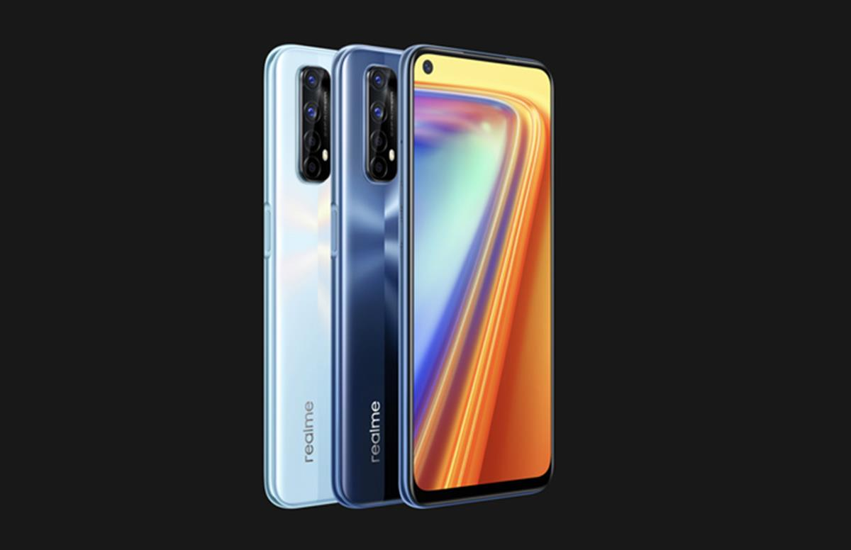 Realme 7 Next Sale Date on Flipkart is 24 September, know price, features of realme mobile - Realme 7's next Flipkart sale with 64MP camera