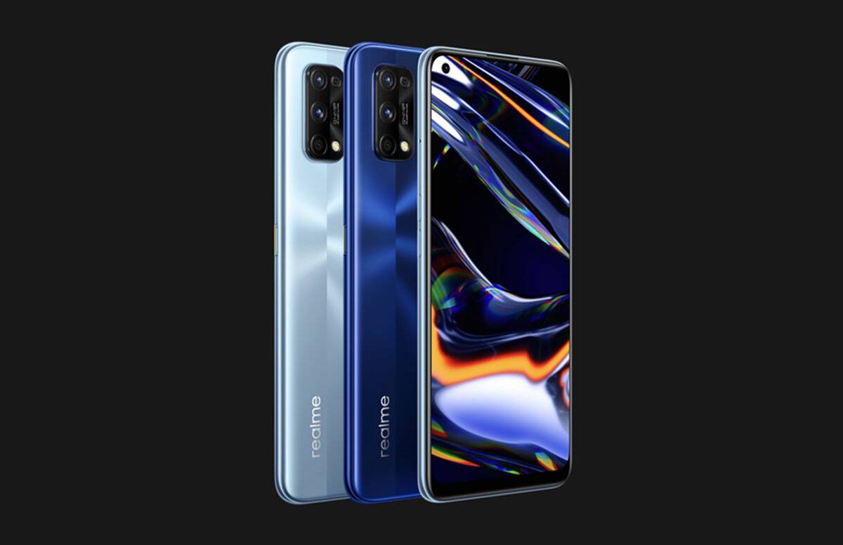 Realme 7 Series Launched with Realme 7 Pro and Realme 7 in India, know price, specifications, sale date - Realme 7 and Realme 7 Pro launched in India, phones including 64MP camera have many features, know price