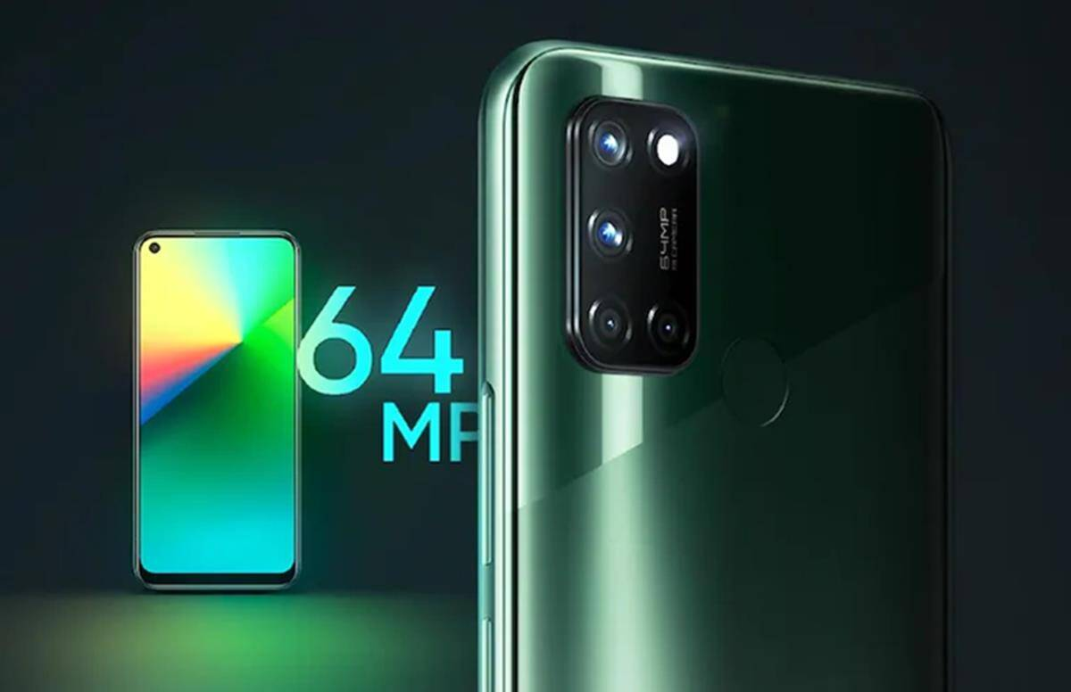 Realme 7i launch date in India is 7 October, Realme SLED 4k TV and few connected devices also debut know details - Realme 7i to be launched in India on this day
