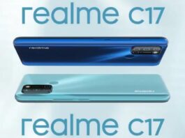 Realme C17 with 90Hz display, Snapdragon 460 launched for $189
