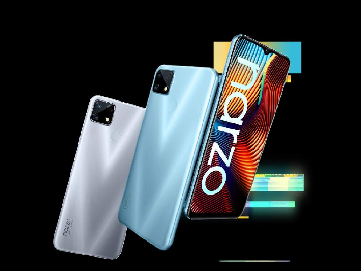 Realme Narzo 20 hit, 1.30 lakh phones sold in first sale