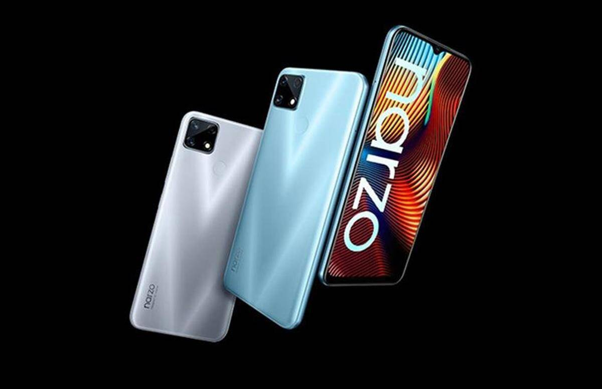 Realme Narzo 20 next sale date is 5 October available on Flipkart this realme mobile sport 48MP Camera