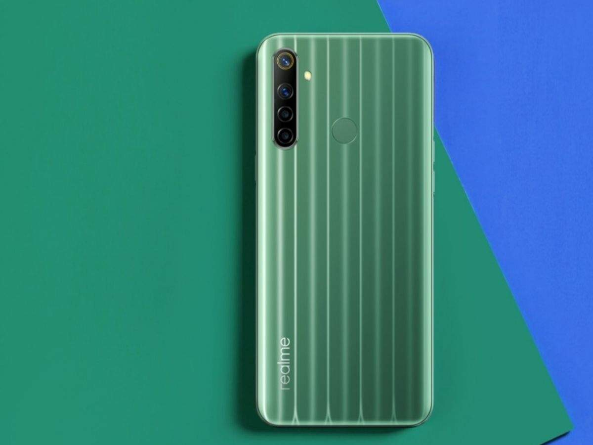 Realme Narzo 20 series is coming to India, launch event on 21st September