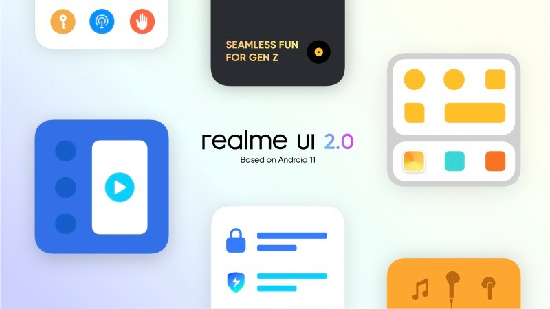 Realme UI 2.0 with Android 11, heavy focus on customization unveiled