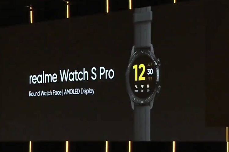 Realme Watch S Pro Design, Specs & Features Leaked; Here's All You Need to Know