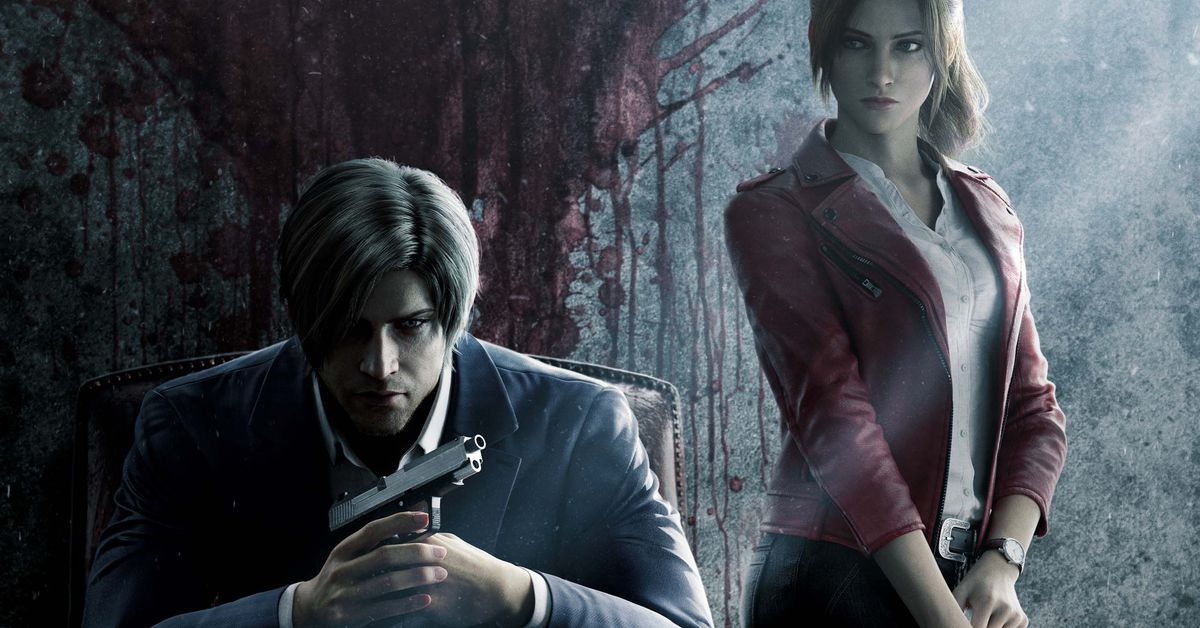Resident Evil animated series coming to Netflix in 2021
