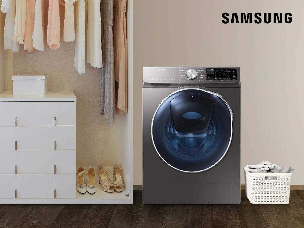 Samsung AI Powered Washing Machines: Samsung brought new AI powered washing machines, control from mobile phones - samsung launched ai powered washing machines range in india, know price and features