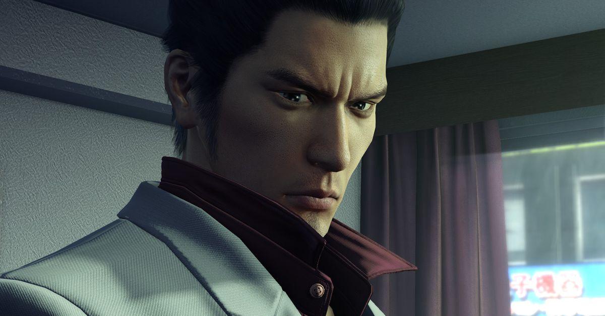 Sega developing live-action Yakuza movie